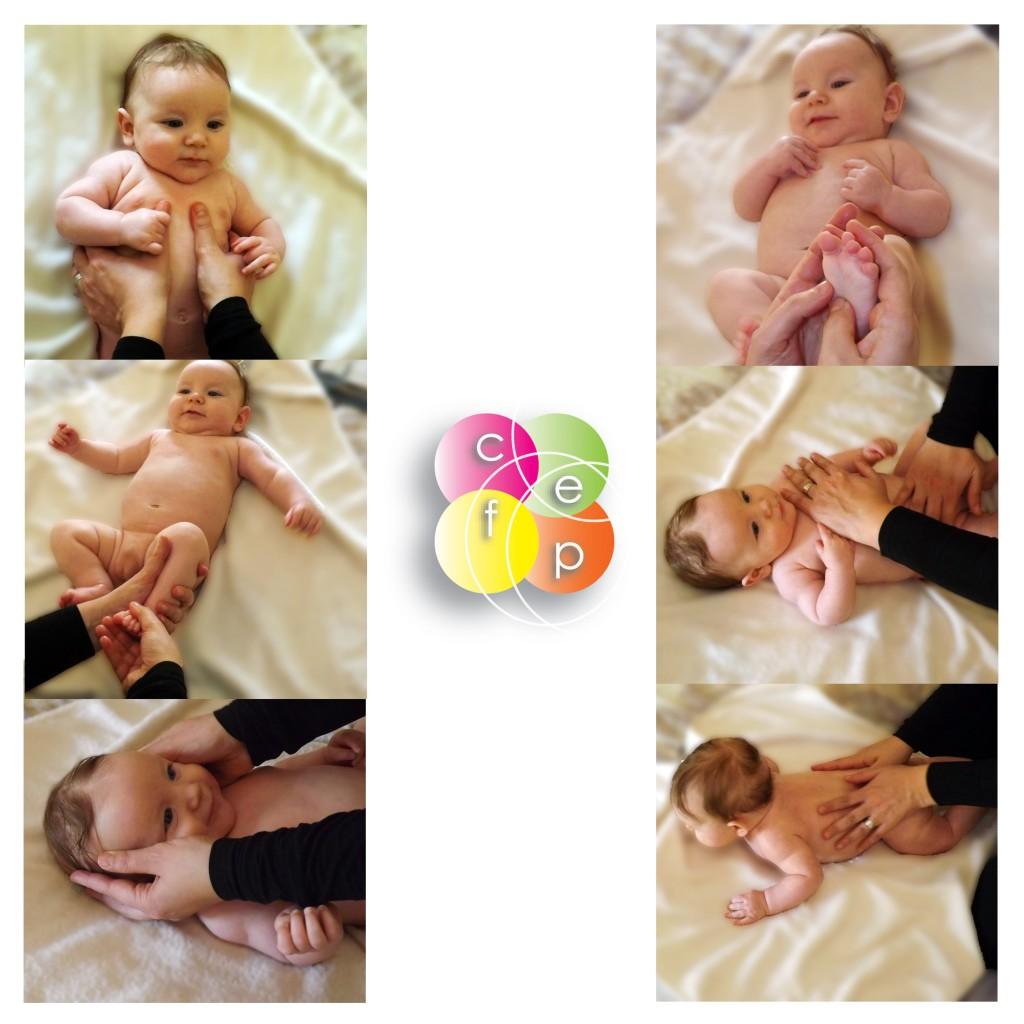 Foto Massaggio Neonatale