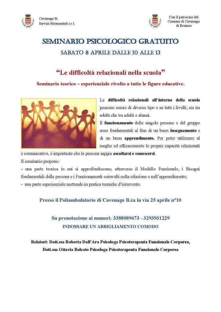 VOLANTINO SEMINARIO SCUOLA GRATUITO-page-001
