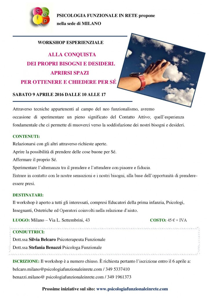 Volantino WS Milano-picture